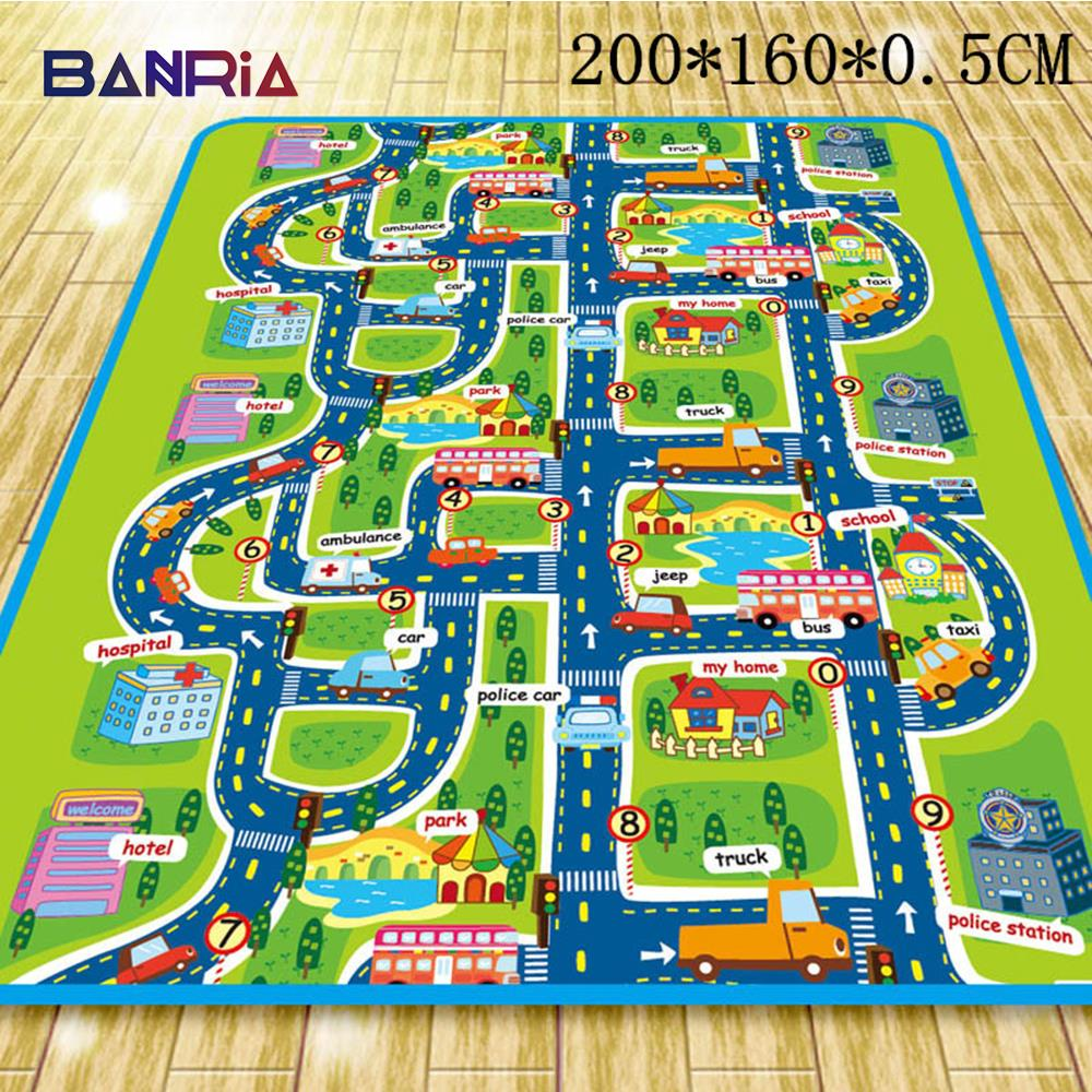 Kids Developing Mat Eva Foam Baby Play Mat Toys For Children Playmat Carpets Baby Nursery Play Rug Soft Floor Puzzles