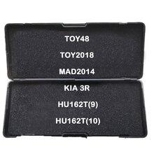 TOY48 TOY2018 MAD2014 KIA 3R HU162T(9) HU162T(10) Lishi 2 en 1