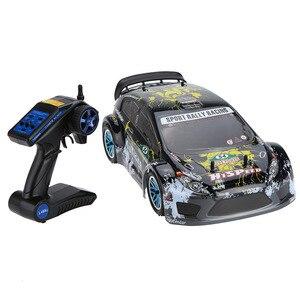 Оригинальный HSP 94177 нитро питание внедорожный Спорт ралли гонки 1/10 масштаб 4WD RC автомобиль KUTIGER тело с 2,4 ГГц 2CH радиопередатчик RTR