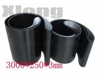 3000x250x3 mm Green PVC Flat Belt Light Assembly Line Industrial Belt Conveyor Flat Belt Conveyor Climbing Belt diamond pattern pvc conveyor belt price for sanding machine