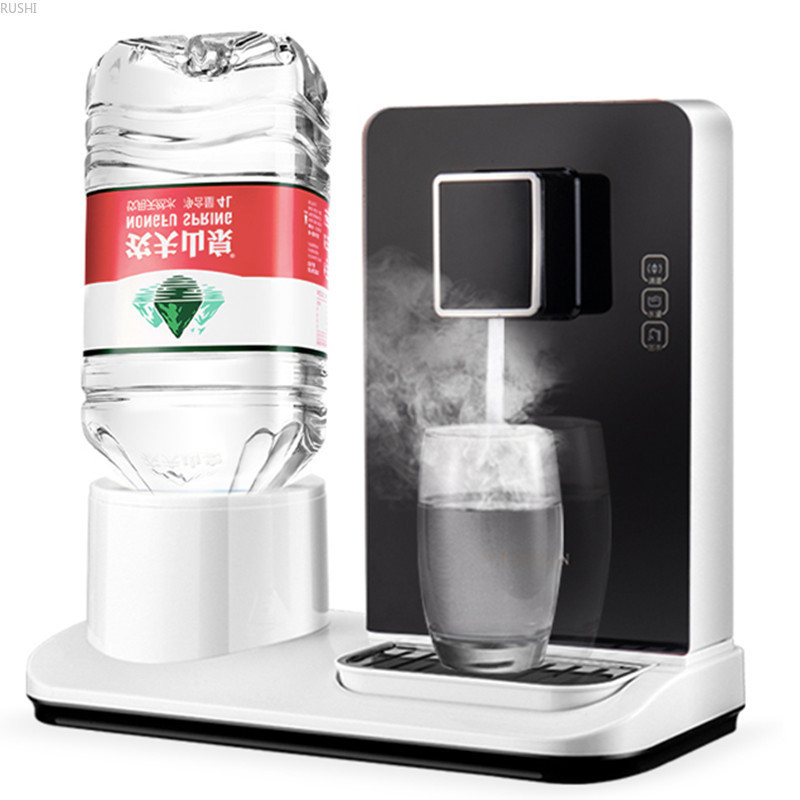 Home Gadgets  3 Seconds Quick Hot Water Dispenser Desktop Small Instant Hot Mini Desktop Drinking Water Office Water Dispenser
