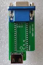Adpter vga apenas para o programador t56 suporte interface vga hdmi-compatível