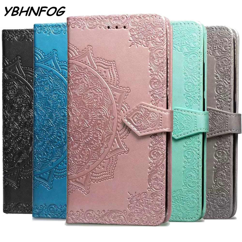 Billetera de cuero de la PU para iPhone 11 Pro X XR XS Max 5S SE 6 6S 7 8 Plus funda con tapa para iPhone 5, 6, 7 Plus