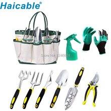 Aluminum Alloy Garden Tool Set GA-2 Shovel Trowel Rake Gardening Tools Kit