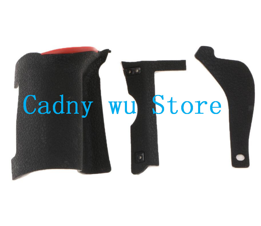NEW Original For Nikon D750 A Set Of Body Rubber 3 Pcs Grip, Thumb, Front Rubber Camera Replacement Unit Repair Parts