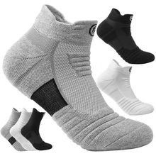 1 paar для бега mannen korte sokken ветчины с zweet absorberende