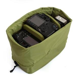 Image 3 - RISE Waterproof Insert Padded Partition Camera Bag Lens Case For Dslr Slr Camera