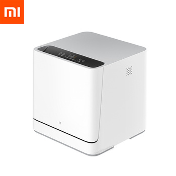 Xiaomi Desktop Dishwasher Free of Installation, and The Mini Automatic Dishwasher Can Wash 4 Sets of Tableware for Sterilization 1
