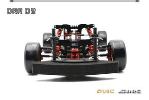 Image 3 - SN RC DRR 02 DRR02 1/10 2WD ขนาดใหญ่มุมพวงมาลัย POSTPOSITION โพสต์ไดรฟ์ DRIFT รถ