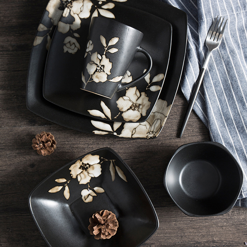 High-Quality Handmade Ceramics Dinnerware