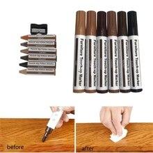 Деревянная мебель сенсорный маркер пол бытовой ремонтный маркер ручка царапины дополнительный цвет ручка дерево лак