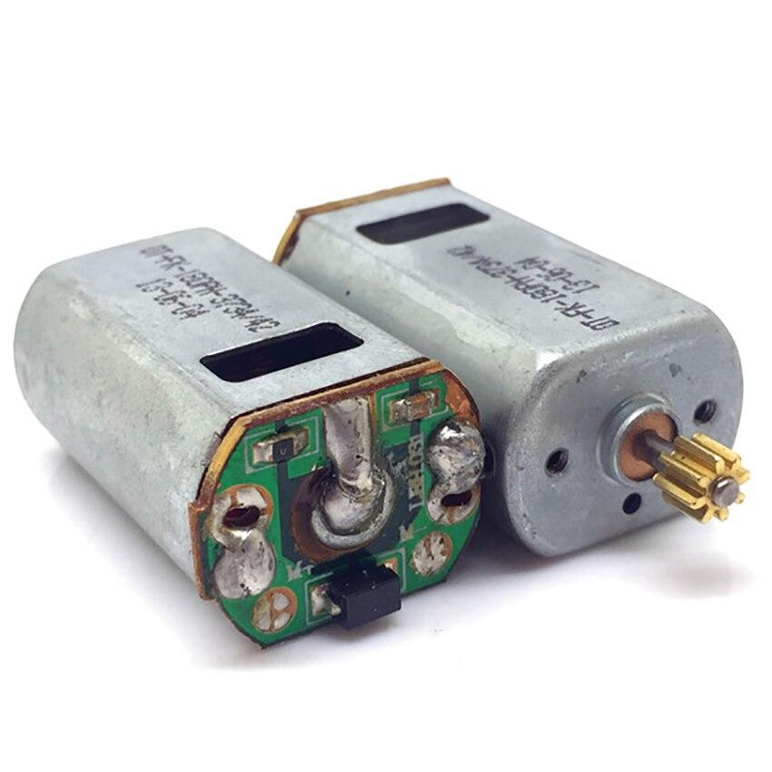 2PCS FF-M20 DC 3V 3.7V 6V 46000RPM High Speed Mini 10mm DC Motor DIY RC HM Model