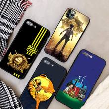 Pubg Lovers For Iphone 12Pro Case Funny Soft Silicone Phone cover For Iphone 11 SE 2020