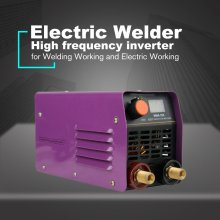Cross-border Inverter Arc Mini Electric Welding Machine MMA-250 Welders for Welding Working and Electric Working