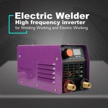Cross-border Inverter Arc Mini Electric Welding Machine MMA-250 Welders for Welding Working and Electric Working