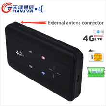 3G 4G LTE Wifi Modem Router 4G Sim Card Protalbe LTE Mini Wireless Wi-fi Broadband With Lithium Battery 150Mbps Unlocked Hotspot