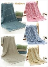 40x90cm Cotton Letter Pattern Adult Washcloth Beach Sun Bath Big Towel Travel Hotel Portable Towel Gym Sweat Face Toallas Gift floral pattern face bath towel 100