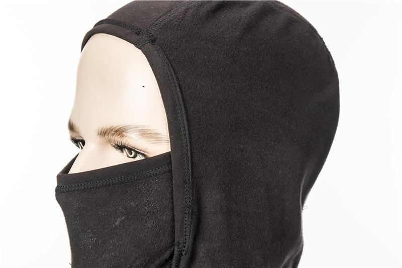 H63b291de6ef84c06a247679cea45e235n - Winter Ski Mask Cycling Skiing Running Sport Training Face Mask Balaclava Windproof Soft Keep Warm Half Face Mask