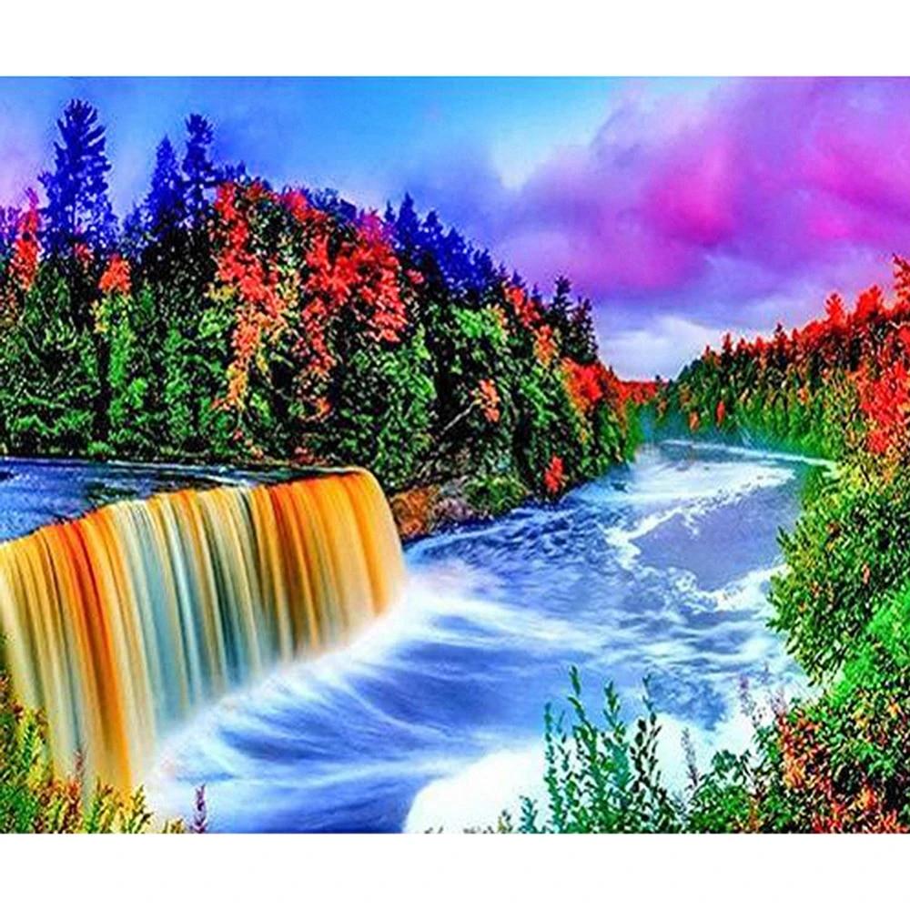 The five unicorn sister  5D-Diy-Diamond-Painting-Rainbow-Waterfall-Scenery-Diamond-Paintings-Full-Round-Rhinestones-Diamond-Embroidery-home-Decor.jpg_Q90.jpg_