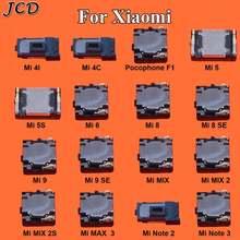 Jcd 2 шт Встроенные наушники верхний Динамик для наушников xiaomi