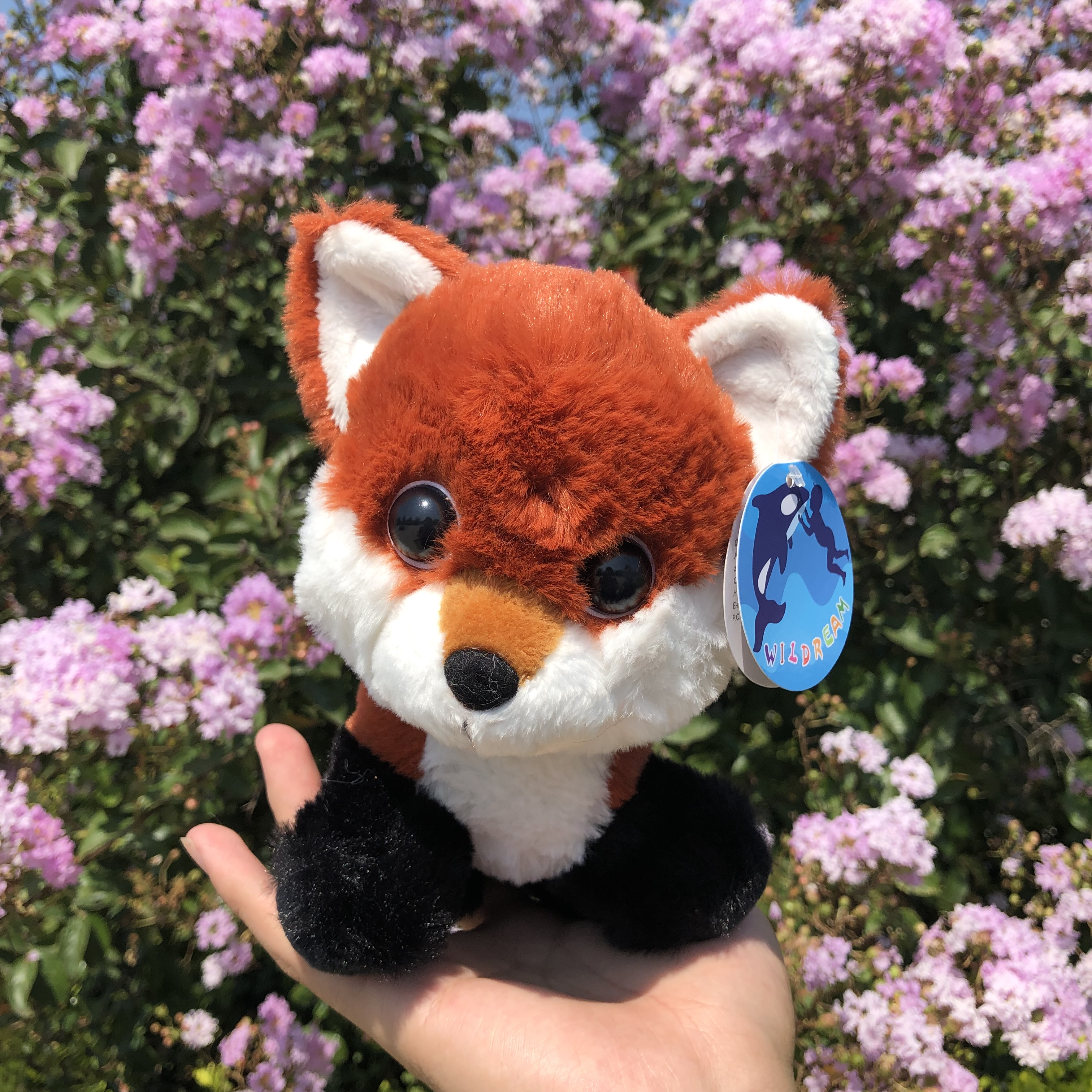 18cm New Arrive Lovely Stuffed Plush Long Tail Fox Toys Dolls Kawaii Plush Toy Children Friends Gifts
