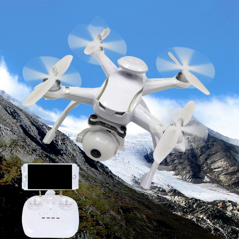 <font><b>Cg035</b></font> Double Gps Optical Positioning Wifi Fpv with 1080P Hd Camera Rc <font><b>Drone</b></font> Quadcopter Heclicopter Toy image