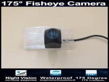 Car Rear view Camera 175 Degree 1080P Fisheye Parking Reverse Camera for Nissan X-Trail X Trail 2014 2015  Reversing Car Camera factory promotion special car rear view reverse camera backup rearview parking for nissan qashqai for nissan x trail x trail