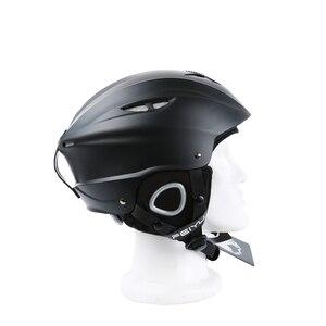 Image 3 - ACEXPNM 2019 Ski Helmet Integrally molded Snowboard Helmet Men Women Skating Skateboard Skiing Helmet Snowboard For Safety