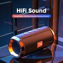 Bluetooth Speakers True Wireless Powerful Bass Speaker Stereo Sound Box Full Range Speaker Column IPX7 Waterproof Home Theater
