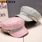 Fashion Military Hat...