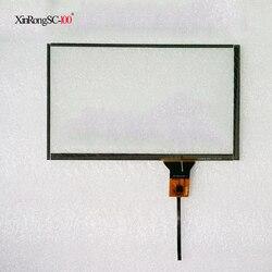 6.2 7 8 inch ZCC-2212 v1 v2 capacitivo painel gt911 164mm * 99mm 164*99 155mm * 88mm 193mm * 116mm para o carro de gps