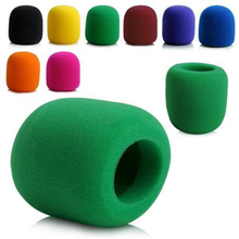 Cover Microphone-Set Replacement Windshield Sponge Foam Washable DJ Stage Thick 1pc Mix-Colors