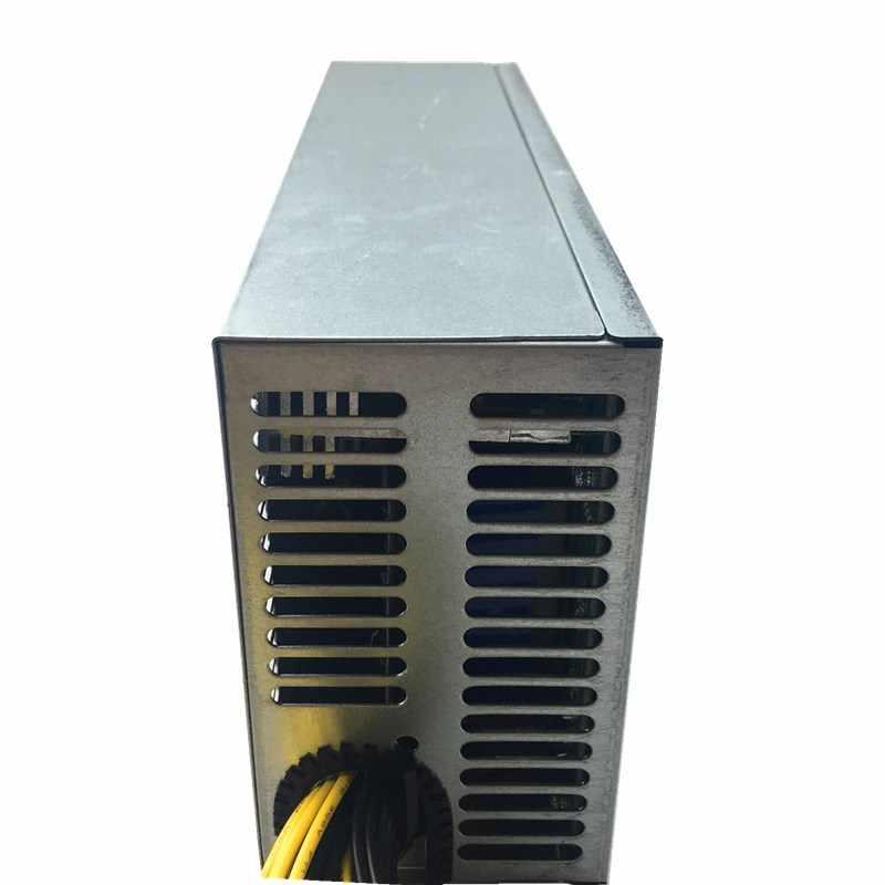 2400 Вт источник питания для горнодобывающей промышленности 80 GOLD PLUS PSU 220V для Antminer S9 S9i A3 T9 A4 A6 A7 D3 E9 L3 + R4 & GPU miner PSU 12v ASIC
