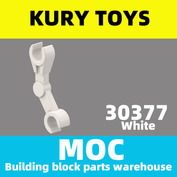 Kury Toys DIY MOC For 30377 Building block parts For Arm Mechanical, Battle Droid For Minifig Body image