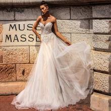 Кружевное свадебное платье sevintage в стиле бохо женское пляжное
