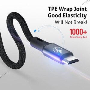 Image 4 - USB кабель Soopii 3 в 1, 1,2 м, Type c, ios, Кабель зарядного устройства микро usb 3 А, usb кабель для быстрой зарядки, 2 упаковки