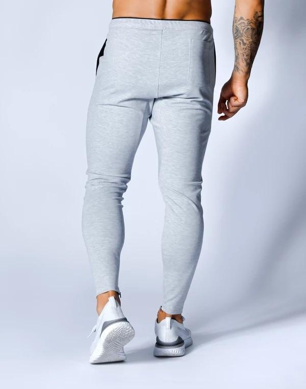 Pants Men Pantalon Homme Streetwear Jogger Fitness Bodybuilding Pants Pantalones Hombre Sweatpants Trousers Men ZTCK088 4