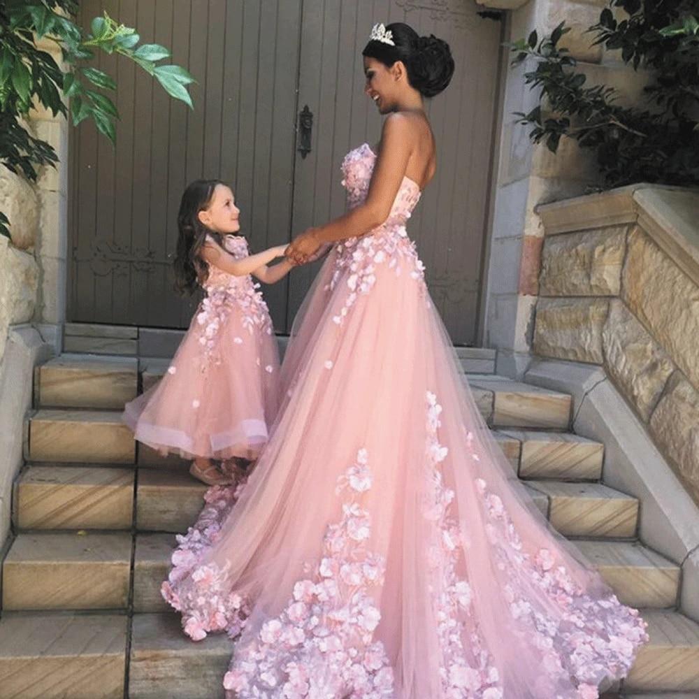 Matching Prom Dresses