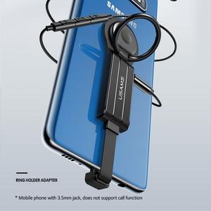 Image 2 - USAMS タイプ c 3.5 ミリメートル aux アダプタ otg タイプ c アダプタミニ OTG オーディオアダプタ PD qc 3.0 高速充電アダプタサムスン s9 Huawei 社