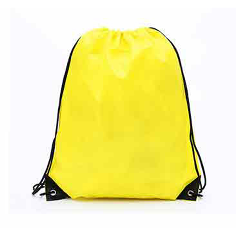 Drawstring Backpack Fashion Women Clover Travel Softback Men Drawstring Bags Unisex Shoulder Bunches Bags Shopping Bag Factory