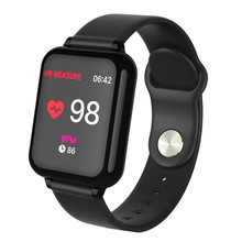 B57 Smart watches Waterproof Sports for phone Smartwatch Heart Rate Monitor Blood Pressure Functions For Women men kid w34 smart watches waterproof sports for iphone phone smartwatch heart rate monitor blood pressure functions for women men kid