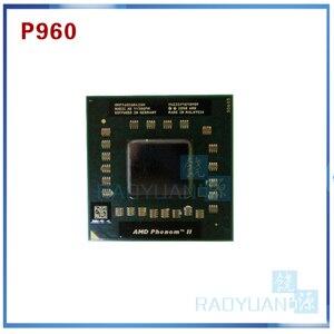 Image 1 - AMD Phenom מעבד Quad core P960 HMP960SGR42GM מעבד 1.8G clocked 2M שקע S1 מטמון