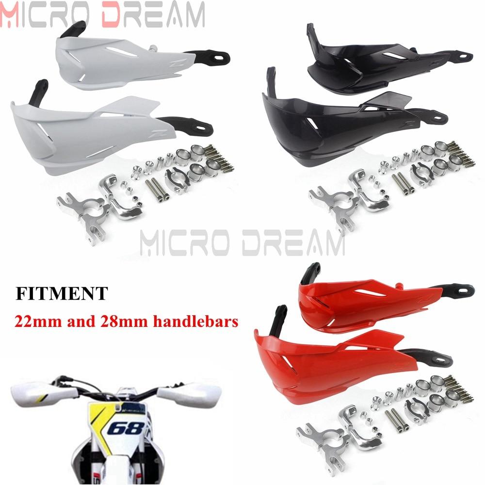 Motorcycle Hand Guard Handguard Shield Windproof Motorbike Motocross Universal Protector Dirt Pit Bike Off Road Protective Gear
