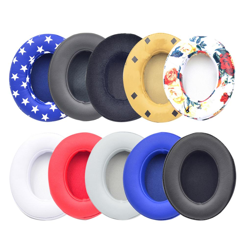 Replacement Ear Pads Cushion Cover for Beats studio 2 0 3 0 Headphones Ear pads Repair High Quality  Male and Female 23 AugZ65