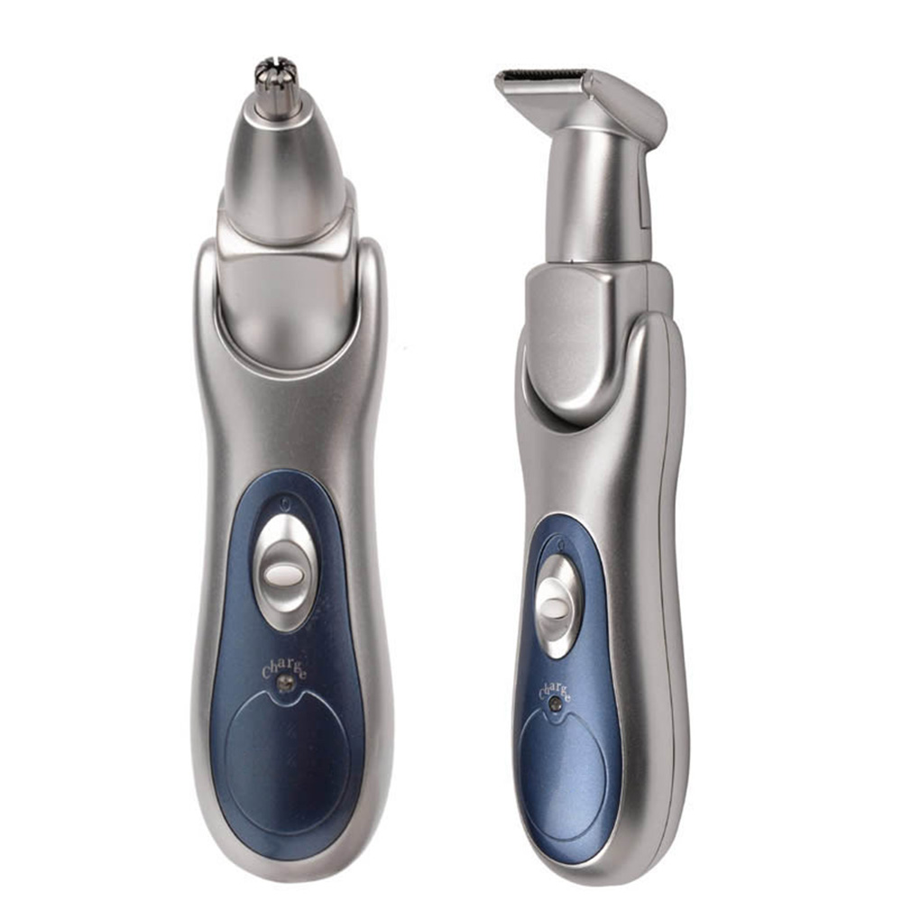 Rechargeable Nose Trimmer Ear Hair Removal Clipper Hair Cutting Machine Electric Hair Cutter Razor Temple Eyebrow Beard Trimer