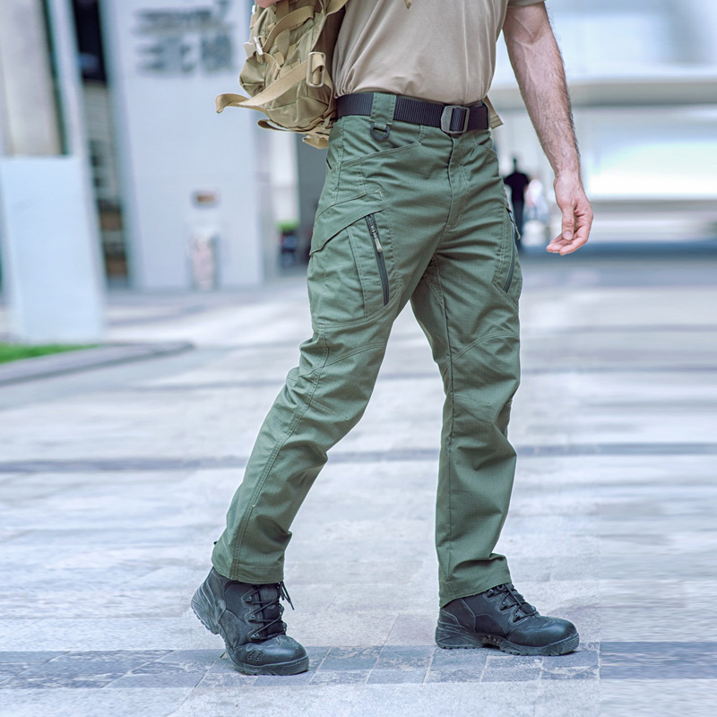 Mens Military Army Combat Trousers Outdoor Development Training Pants Camo Pants