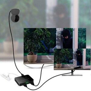 Image 2 - Larryjoe HDCP 4 HDMI スプリッタフル HD 1080 1080p ビデオ Hdmi スイッチスイッチャー 1 × 2 分割で 1 2 アウトアンプ用デュアルディスプレイ HDTV DVD