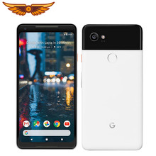 Google pixel 2 xl 6.0 polegadas octa núcleo único sim 4g lte 4gb ram 64gb/128gb rom 12mp android original desbloqueado smartphone