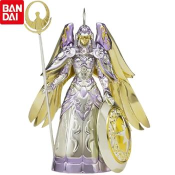 "Japan Anime ""Saint Seiya"" Original BANDAI Tamashii Nations Saint Cloth Myth Action Figure - Athena 1"