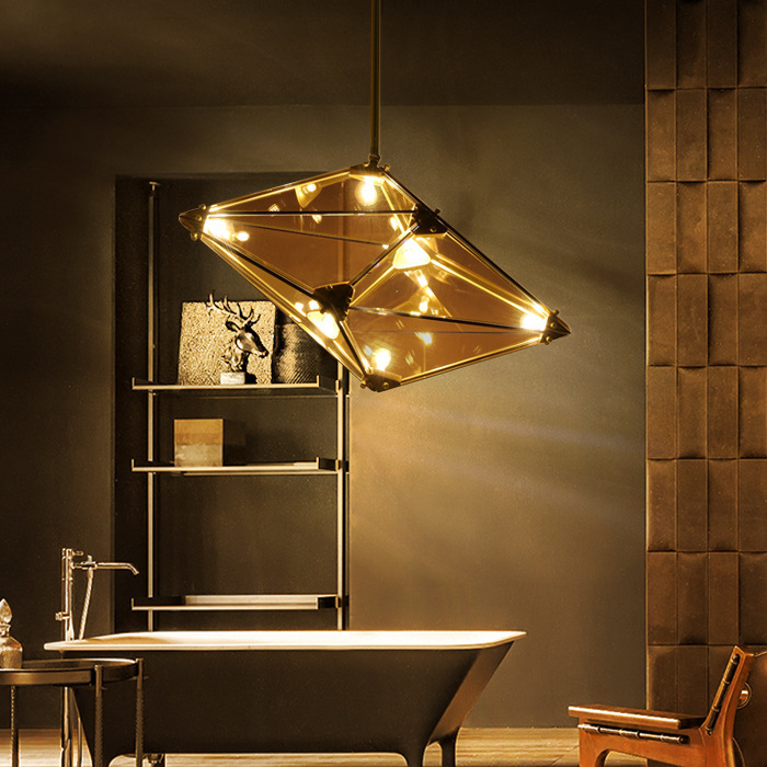 Modern Hanglamp Lustre Pendente Rope Bedroom  Living Room   Restaurant  Pendant Lights Hanging Ceiling Lamps